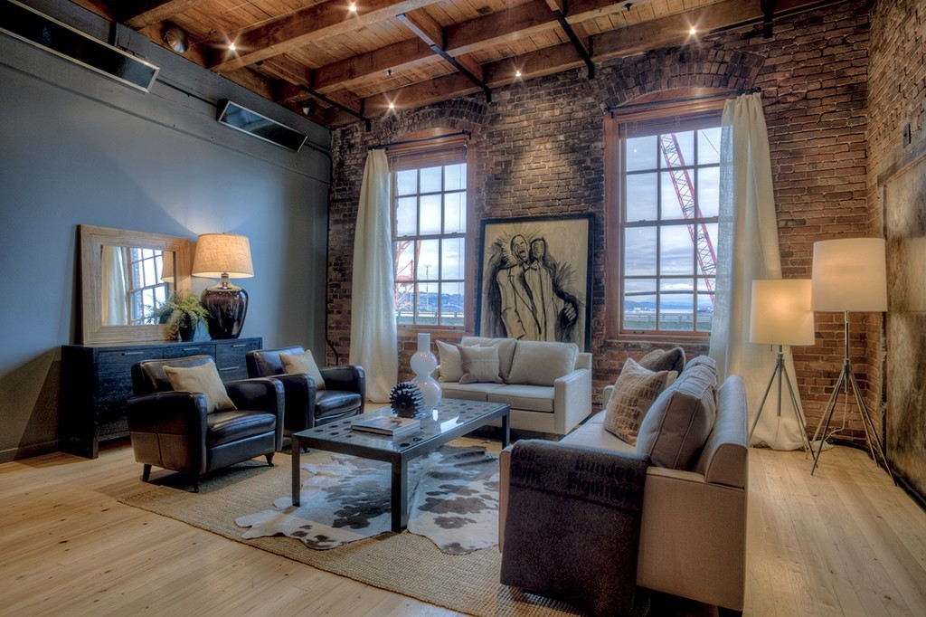 Demand For A Luxury Loft Outweighs The Changing View Seattle Penthouse Condos
