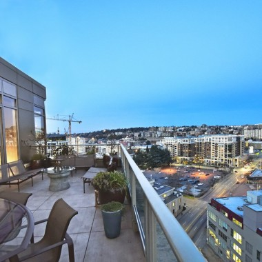 South Lake Union Penthouse Sells For $2,300,000