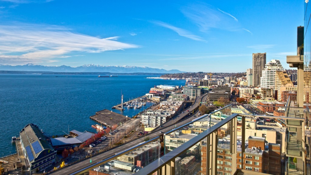 Seattle Penthouse Condos