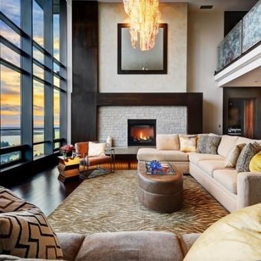 Luxury High Rise Condo Rental In Bellevue, $20,000 Per Month