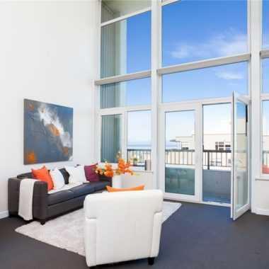 Penthouse At The Klee, Just Listed