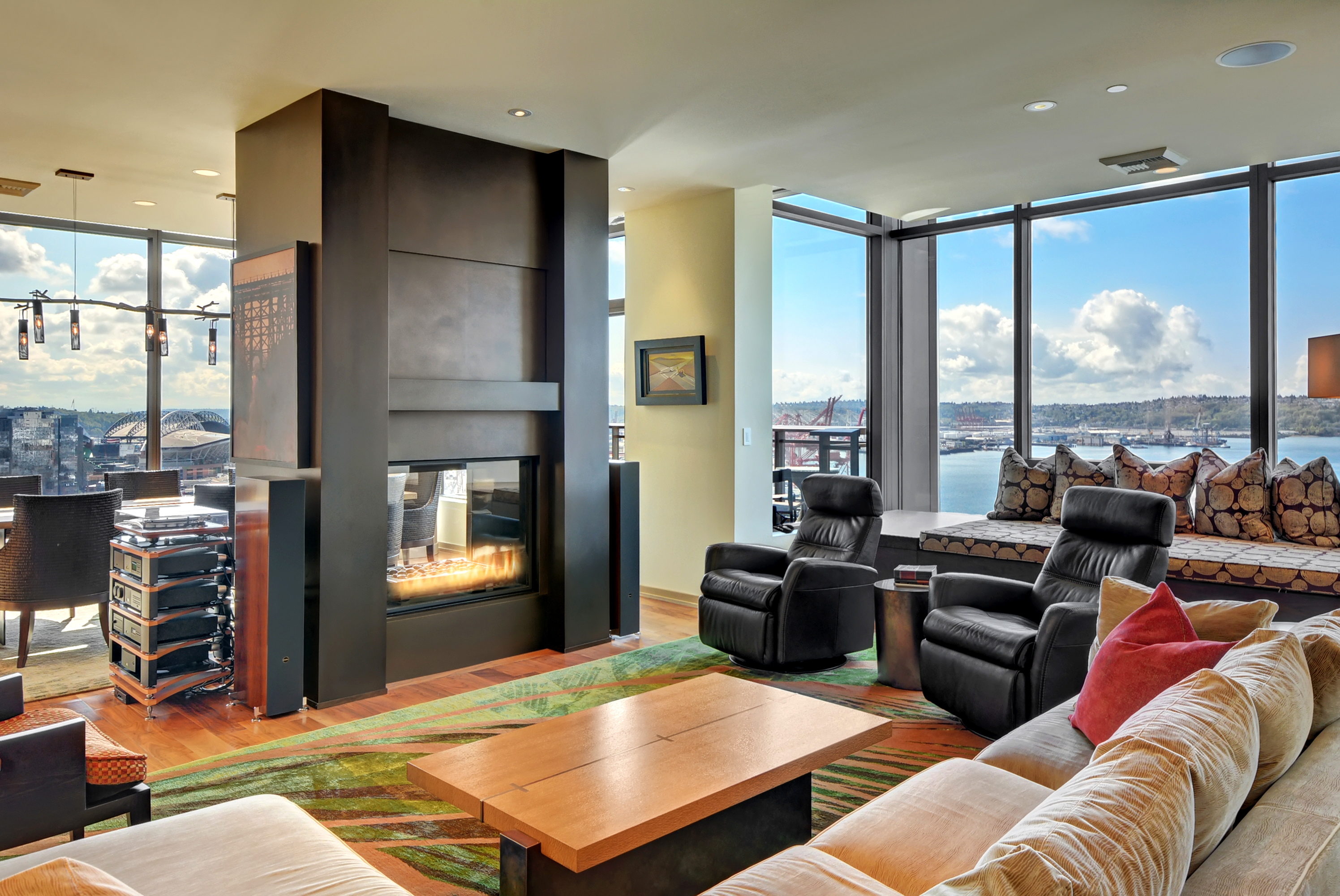 Sold for 4 000 000 madison tower penthouse seattle - Best apartments in seattle ...