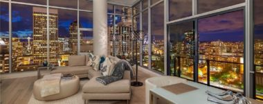 5th and Madison Penthouse Hits The Market In Downtown Seattle