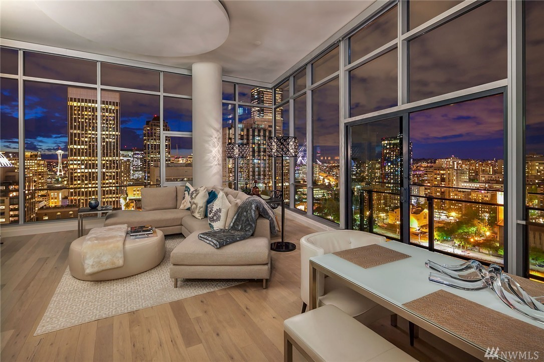 5th And Madison Penthouse Hits The Market In Downtown
